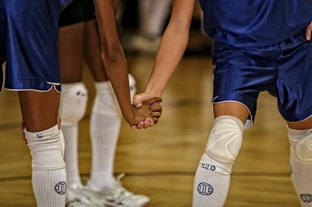 accompagnement et coaching volley
